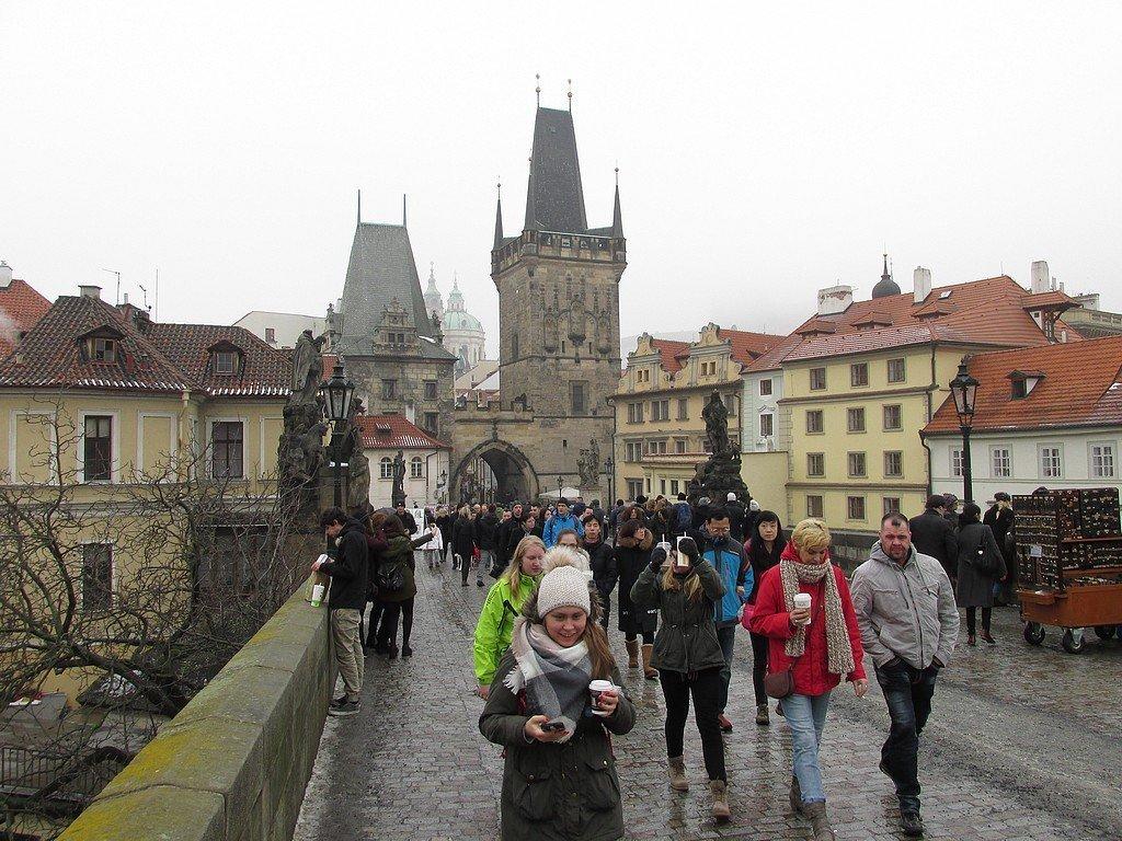 Ledová Praha 2017