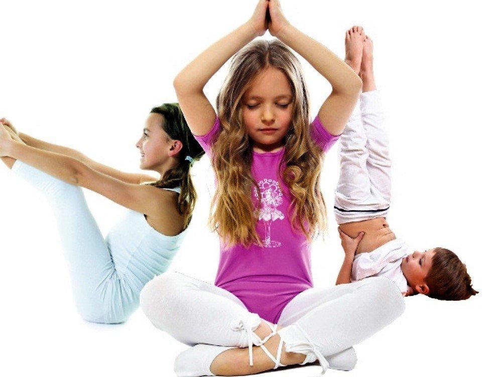 Jóga pro děti - starší