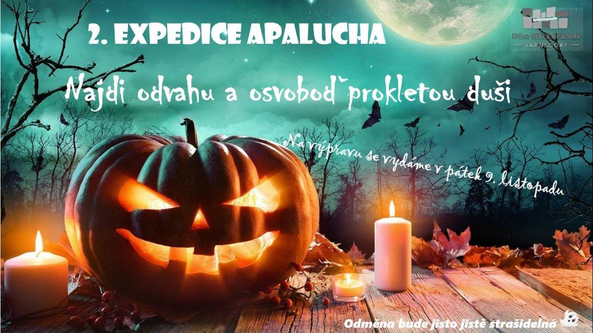 II. Expedice Apalucha