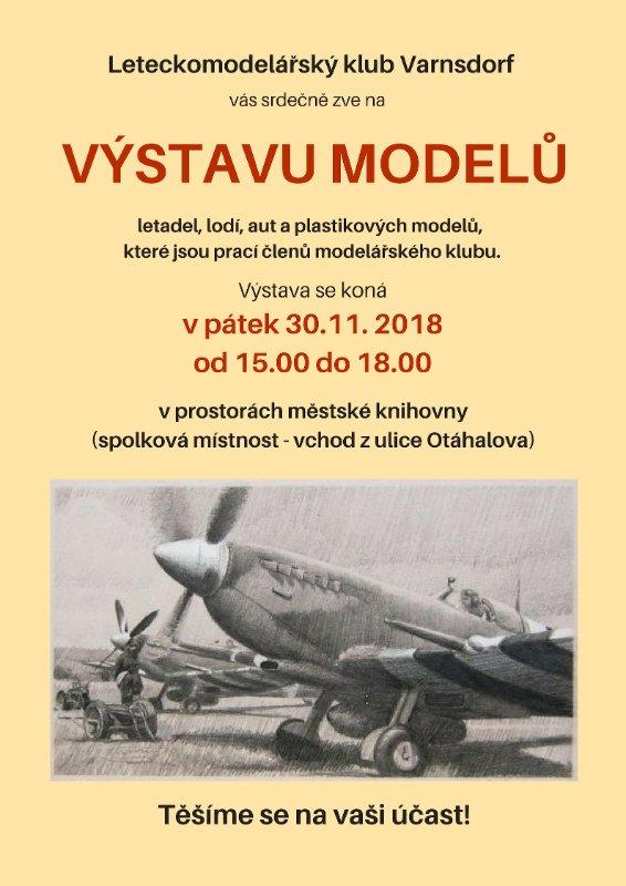 Výstava modelů