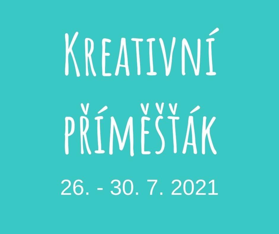 Kreativní příměšťák - OBSAZENO!