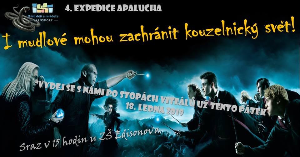 IV. Expedice Apalucha